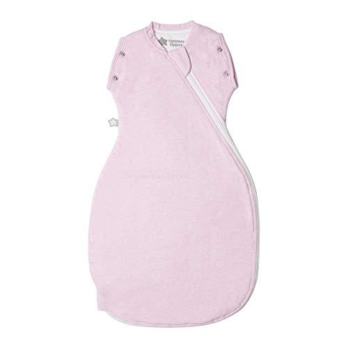 Tommee Tippee Saco de dormir grosnuggle 0-4 m, 1.0 tog, color rosa