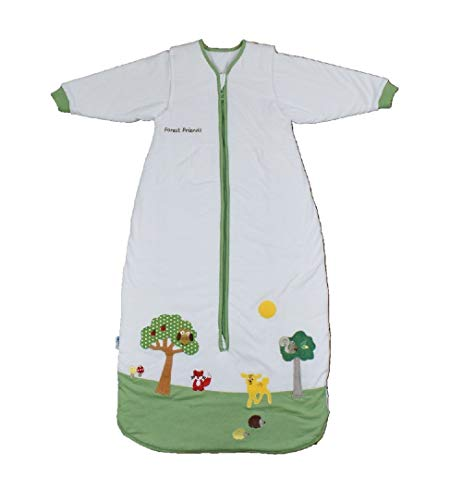 Slumbersac - Saco de dormir para bebé (manga larga, 2.5 tog, varias tallas: 0 meses a 6 años),...