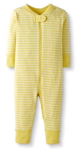 Moon and Back de Hanna Andersson - Pijama de una pieza sin pies hecho de algodón orgánico para...