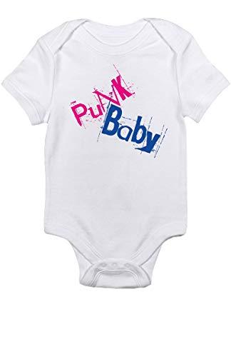 Promini Lindo Baby Onesie Punk Baby - Funny Bodysuits Baby Romper