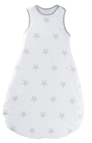 Saco de dormir de 90 cm para bebes roba, utilizable durante todo el año, fabricado en algodón...