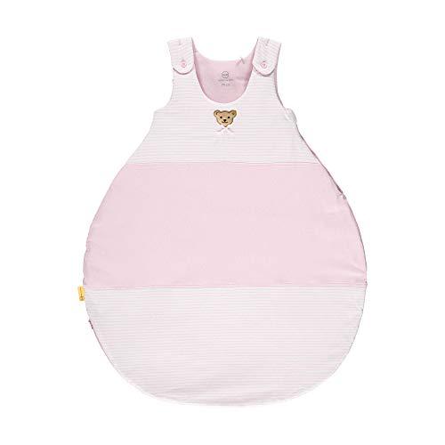 Steiff Saco de Dormir para bebé y niña, Color Rosa, 70 cm