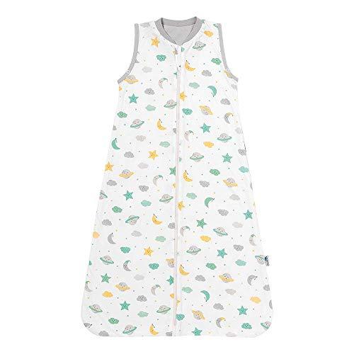 Slumbersac - Saco de dormir para bebé para primavera y verano (0,5 tog, disponible en varios...