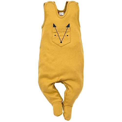 Pinokio - Secret Forest - Niños Niñas Bebés Pelele Unisex 100% Algodón Mamelucos sin Mangas Mono...