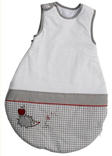 Saco de Dormir de 70 cm para Bebes roba, utilizable Durante Todo el año, Fabricado en algodón...