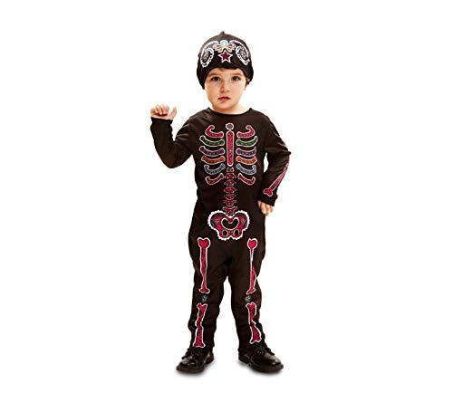 AAAAAAAA My Other Me Esqueleto DÍA DE LOS Muertos 3-4 AÑOS