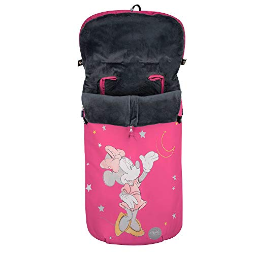 Interbaby MN10072 - Interbaby - saco universal silla disney minnie counting, unisex