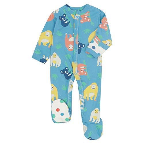 Piccalilly Orangutan Mamelucos para bebés y niños pequeños, Multicoloured, 18-24 Months