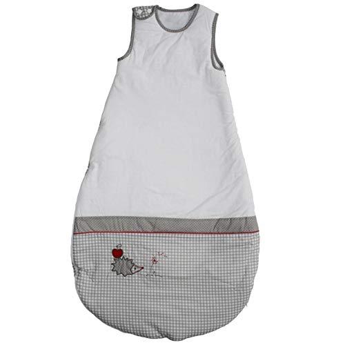 Saco de Dormir de 110 cm para Bebes roba, utilizable Durante Todo el año, Fabricado en algodón...