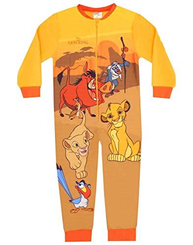 Disney El Rey león Simba y Nala Caracteres de Boy Onesie para niños