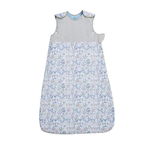 Naforye - Saco de Dormir para bebé de 0 a 3 años TOG 2,5 de algodón 100% – Owl – 420 g