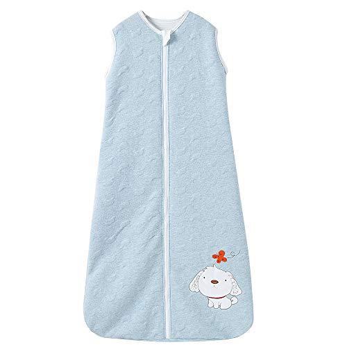 Saco de dormir para bebé de invierno con mangas para niño, niña, recién nacido, 2,5 tog, color...