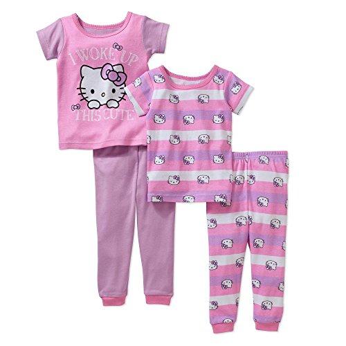 Hello Kitty Niñas   Juego de pijama  -  Púrpura -