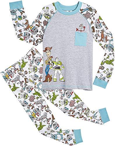 Disney Pijamas para Niños De Toy Story 4! | Ropa Suave Y Cómoda para Dormir De Niño Y Niña |...