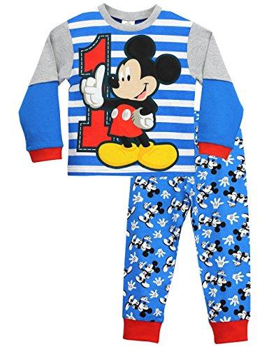 Disney - Pijama para Niños - Mickey Mouse - 4-5 Años