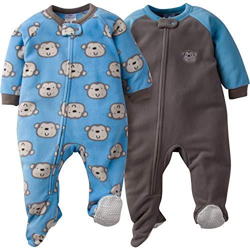 Gerber Bebé-Niños mameluco - Azul - 6-9 meses