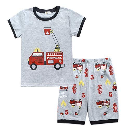 Conjuntos Bebés Niños Niña, Morbuy Pequeño Niño Bebé Ropa Niños Pijama de Dibujos Animados...