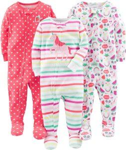 Nuevas Pijamas para Bebés