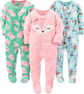 Pijamas bebé Talla 4 Años