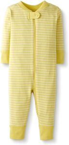 Pijamas bebé Amarillo
