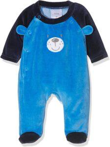 Pijamas bebé Azul