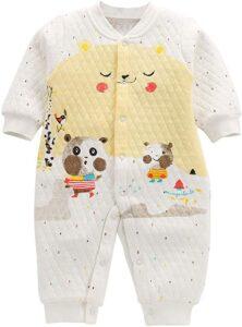 Pijamas bebé invierno