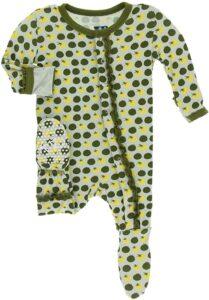 Pijamas bebé KicKee Pants