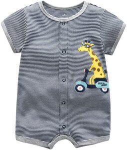 Pijamas bebé Manga Corta