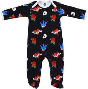 Pijamas bebé Metallimonsters