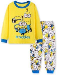 Pijamas bebé Minions