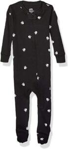Pijamas bebé Negro