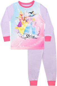 Pijamas bebé Princesas