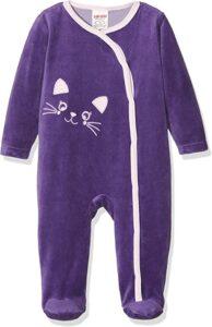 Pijamas bebé Púrpura