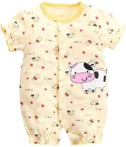 Pijamas bebé verano