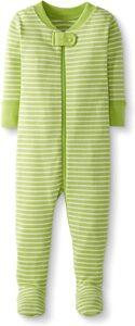 Pijamas bebé Verde