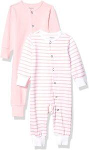 Pijamas bebé Rosa