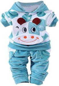 Pijamas bebé Animadas
