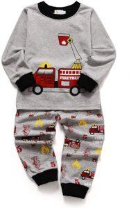 Pijamas bebé Bombero